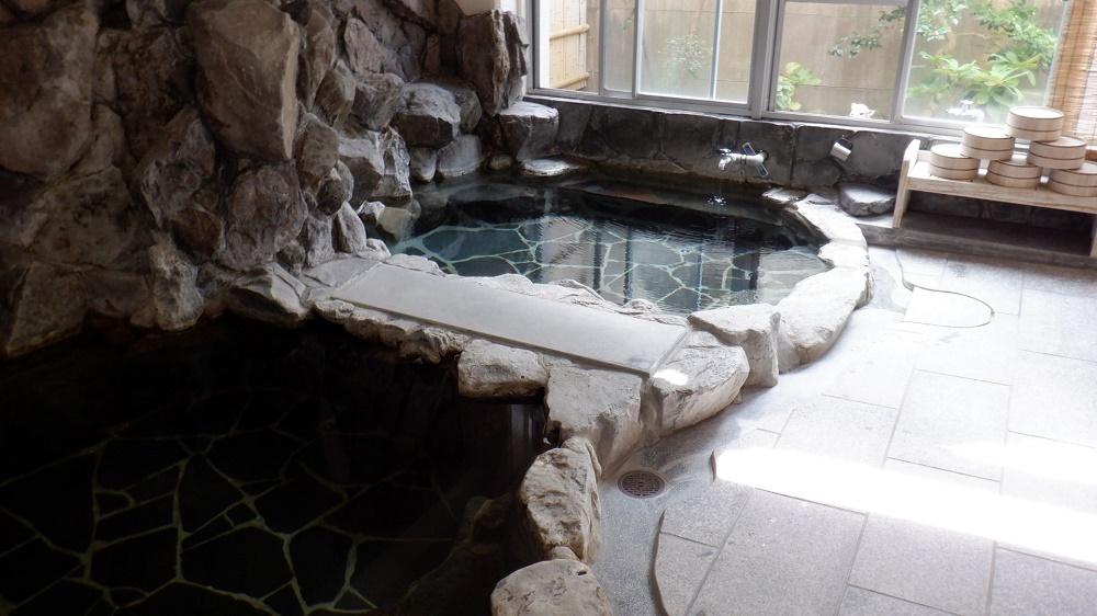 嬉泉館の内湯