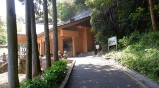 ホキ石仏第二群の建物