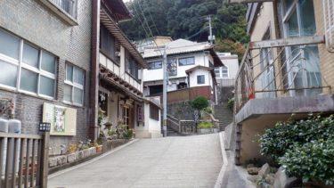 島根の【有福温泉】を訪問! 静かな温泉街を散策