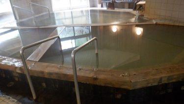 京町観光ホテルの内湯