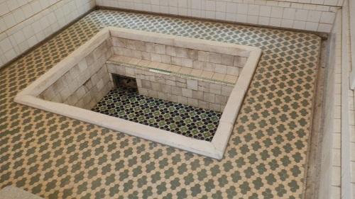 武雄温泉かつての貸切風呂