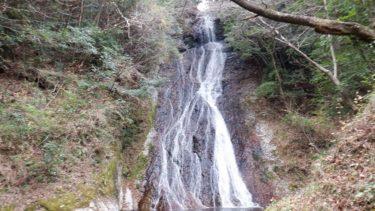 宮崎県高千穂にある常光寺の滝