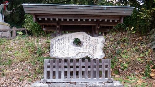 天岩戸神社東本宮の木製案内看板