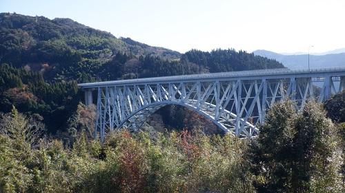 宮崎県にある青雲橋
