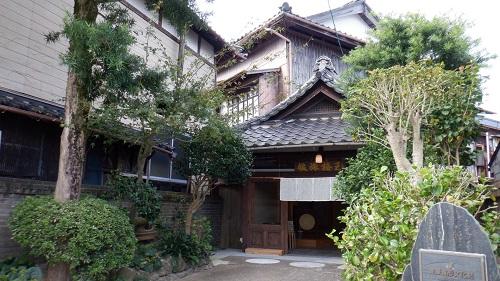 川棚温泉の玉椿旅館