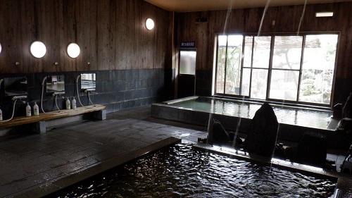 佐藤荘浴室全景