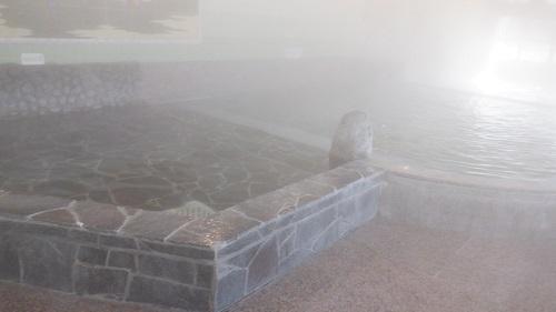 嬉野温泉百年の湯の湯舟