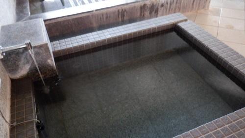 口之津温泉白浜ビーチホテル水風呂