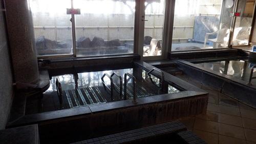 口之津温泉白浜ビーチホテル外観内湯全景