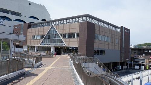 下関駅の建物